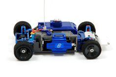 MiniZ all wheel drive