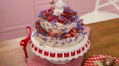 Motsis Red Velvet Easter Cake - Das große Backen - Sat.1