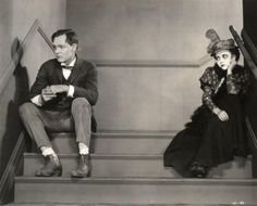 Charles Ray and Bessie Love, 1924