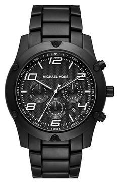 8e499c62991 MICHAEL Michael Kors  Caine  Chronograph Bracelet Watch