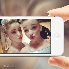 Give credit to @dancemom456 for recommending this app! (FotoRus) :) Made by Sydney Bernardi