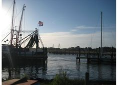 Charleston, SC.  View from the Wreck of the Richard and Charlene