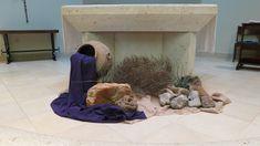 Lenten Altar