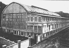 Teatro di Posa dell'Italia Film a Torino I 1910,s