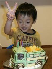 「ダンプカー オーダーケーキ」の画像検索結果