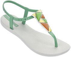 Sandale de damă Ipanema Vitraux   www.shoexpress.ro   Magazin Ipanema    Confortabile şi elegante