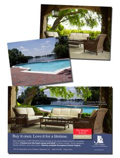Charmant JoPa Company Builds Virginiau0027s Finest Custom Swimming Pools And Sells The  Best In Outdoor And Casual