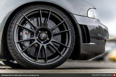 "Ultraleggera HLT 20"" Matt Black #OZRACING #ITECH #ULTRALEGGERA #HLT #RIM #WHEEL"