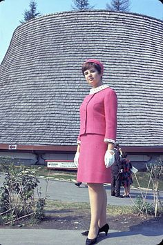 Hostess, Western Canada Pavilion
