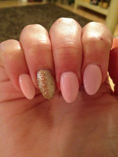 This is the length I want I just don't want my nail beds to look crazy flat!