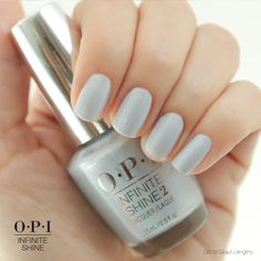 We #GoToGraytLengths to make sure our #InfiniteShine spring shades have long-lasting wear and shine! #StayPolished
