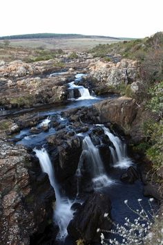 Blyde River Canyon Zuid Afrika West Usa, Places To Travel, Places To Visit, South Afrika, Beautiful Waterfalls, Travel Memories, Africa Travel, Countries Of The World, Cows