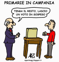 Primarie in Campania