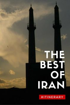 How to know Iran in 8 days? It is possible to know the basic? Yes, it is. Check it out.