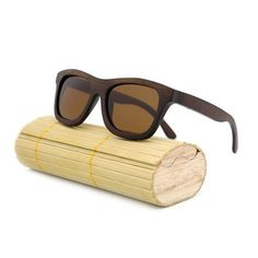 2b303a743d New fashion Products Men Women Glass Bamboo Sunglasses au Retro Vintage Wood  Lens Wooden Frame Handmade