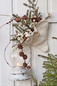 """♡ "" use for any season..add seasonal flowers"