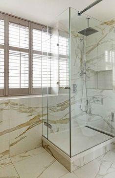 Knightsbridge Interior - Ensuite Shower
