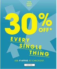 Saturday.com - women's clothing, bags, accessories, and more! 30% OFF EVERYTHING