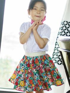 (9) Name: 'Sewing : FREE #791 Ariel Girl Circle Skirt PDF