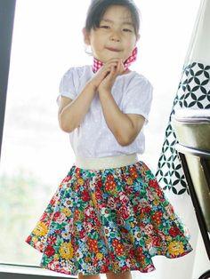(9) Name: 'Sewing : FREE #791 Ariel Girl Circle Skirt PDF