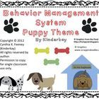 Behavioral Management System with a Puppy Theme - Individual and Class Systems $4.00