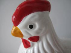 A personal favorite from my Etsy shop https://www.etsy.com/listing/162283194/ardco-vintage-chicken-dish
