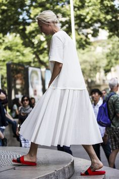 White Summer Dresses | A Love is Blind - white dresses20150626-2876