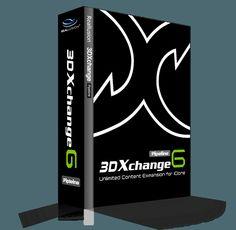iClone 3DXchange 6 Crack Plus Serial Key