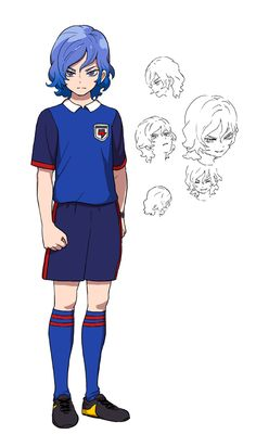 Inazuma Eleven Go, One Piece Anime, Champs, Character Design, Digital Art, Rodeo, Drawings, Illustration, Anatomy
