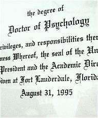 Choosing Between the PsyD and PhD Psychology Graduate Degrees