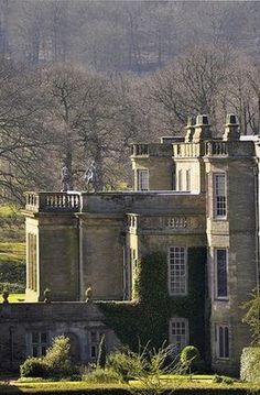 Lyme Park House ~ is a large estate located south of Disley in Cheshire, England.