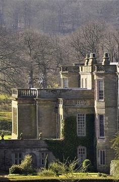 Lyme Park House - Cheshire, England