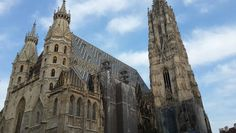 St Stephen's Cathedrale, Viena