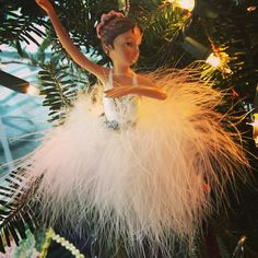 Ballerina ornaments