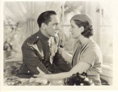 Fredric March and Norma Shearer - Smilin' Through,1932