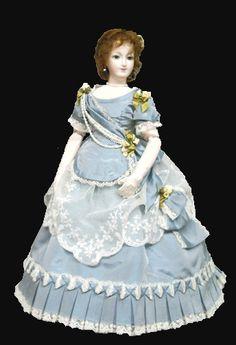 Alice Leverett doll