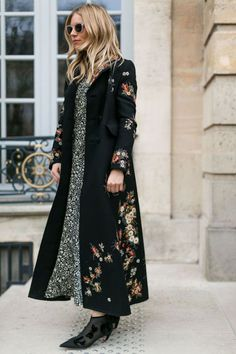 A Big Dose Of Outfit Inspiration From Paris Fashion Week