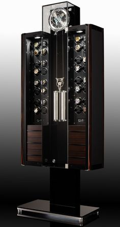 For more news about luxury safes and luxury lifestyle check our our blog: http://luxurysafes.me/blog/