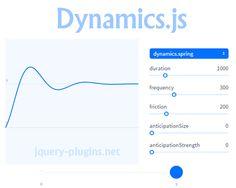 Dynamics.js – JavaScript Library to Create Physics-Based Animations #animation #dynamic #javascript #library #physics