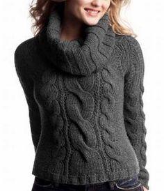 Вязаные свитера (3)
