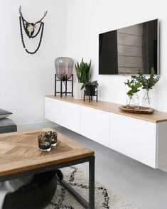 Living Room Interior, Home Living Room, Home Interior Design, Living Room Decor, Living Room Tv Unit Designs, Living Room Inspiration, Sweet Home, Furniture, Home Decor