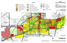 Land Use & Major Street Plan