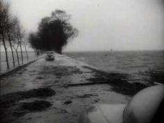 Eerste beelden van de Stormramp (1953) - YouTube