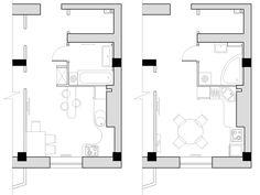 Дизайн интерьера в Ростове-на-Дону: Проект 024 сентябрь 2012