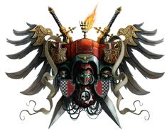 Imperial Knights Heraldry