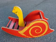 Wisa Gloria Rocking Snail