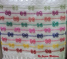 Discover thousands of images about Cross Stitch Borders, Cross Stitching, Cross Stitch Embroidery, Hand Embroidery, Machine Embroidery, Swedish Embroidery, Types Of Embroidery, Embroidery Patterns, Huck Towels