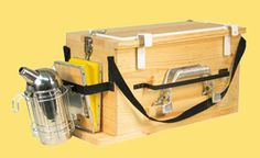 Nice Toolbox for keeping all your Bee-centials