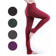 11af0b1de3668d Find More Tights Information about 5 Colors Women Tights New Winter Warm  Stockings Lady Cotton Thicken