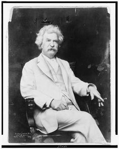 """In religion and politics people's beliefs and convictions are in almost every case gotten at second-hand, and without examination, from authorities who have not themselves examined the questions at issue but have taken them at second-hand from other non-examiners, whose opinions about them were not worth a brass farthing.""   - Mark Twain"